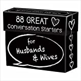 Conversation Starters Husbands Wives Cards