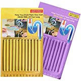 Drain Cleaner Sticks,Clean Batonnet Deodorizer Package, 24 Pack. As Seen on TV Keeps Drains Pipes Clear(24pack)