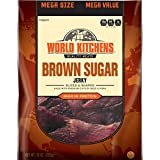World Kitchens Jerky, Brown Sugar, 10 Ounce