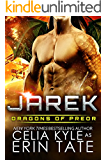 Jarek (Scifi Alien Weredragon Romance) (Dragons of Preor Book 1)