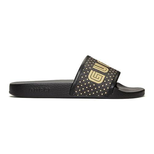 detailed look 20022 a969e Amazon | (グッチ) Gucci レディース シューズ・靴 サンダル ...