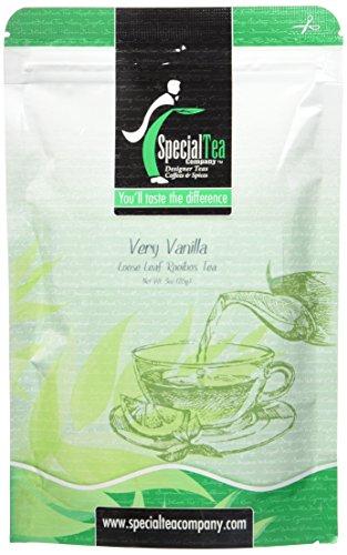Special Tea Loose Leaf Rooibos Tea, Very Vanilla, 3 Ounce by Special Tea
