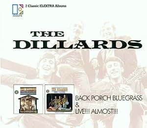 Back Porch Bluegrass & Live!!! Almost!!!