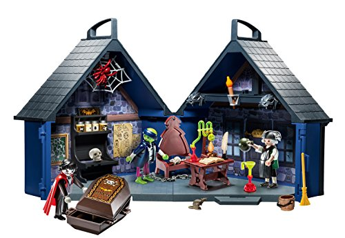 The Take Along Haunted House is a very popular new Playmobil playset that came out recently