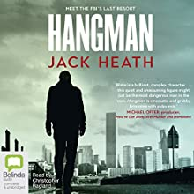 Hangman Audiobook by Jack Heath Narrated by Christopher Ragland