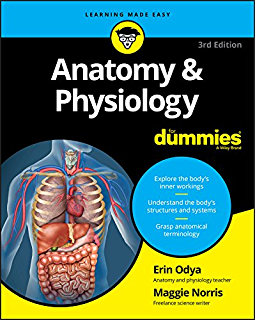 Anatomy And Physiology For Dummies Math Science