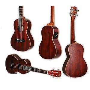 kala ka pdkte padauk tenor acoustic electric ukulele musical instruments. Black Bedroom Furniture Sets. Home Design Ideas
