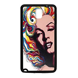 Marilyn colour Case Cover For samsung galaxy Note3 Case