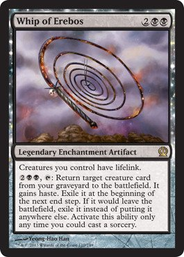 (Magic: The Gathering - Whip of Erebos (110/249) - Theros)