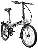 Product icon of Dahon Mariner D8 Folding Bicycle Quicksilver