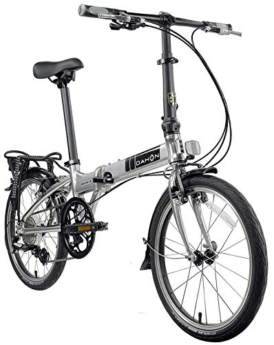 Dahon Mariner D8 Folding Bicycle Quicksilver Review