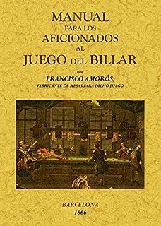 Billar A Tres Bandas. Programas De Entrenamiento: Amazon.es ...