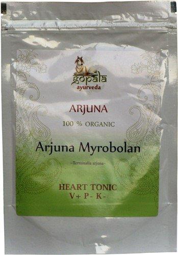 ARJUNA POWDER 100 CERTIFIED ORGANIC product image