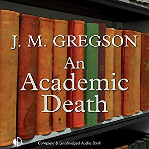 An Academic Death Hörbuch