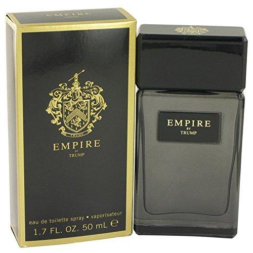 Trump Empire by Donald Trump Eau De Toilette Spray 1.7 oz for Men - 100% Authentic