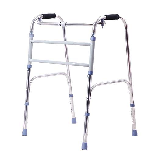 HGNA-Walker Healthcare - Andador Plegable de Aluminio Ligero ...