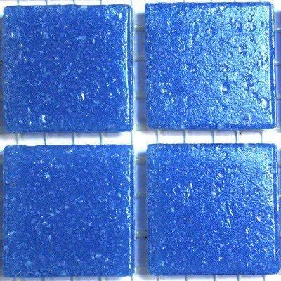 Vitreous Glass Mosaic Tiles 20mm Blue Heaven Hobby Island AMT211