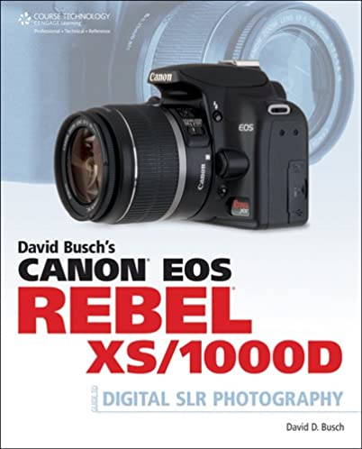 amazon com david busch s canon eos rebel xs 1000d guide to digital rh amazon com canon 1000d instruction manual Canon 60D