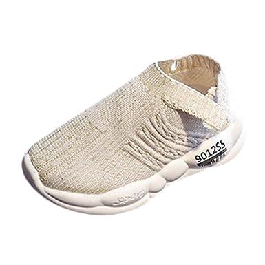 9406790e9d44e Amazon.com: Lucoo Baby Boys Girls Sneakers,Toddler's Leisure ...