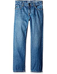 Boys' Straight Leg Jeans