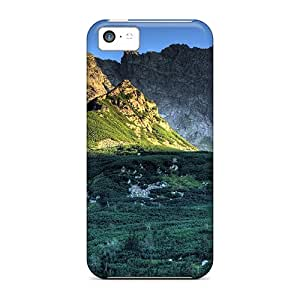 Hard Plastic Iphone 5c Cases Back Covers,hot Tatras Mountains Cases At Perfect Customized