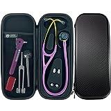(US) Pod Technical Cardiopod Cardiology Stethoscope Carry Case - Carbon