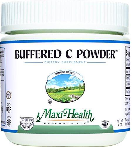 Maxi Health Buffered Vitamin Powder