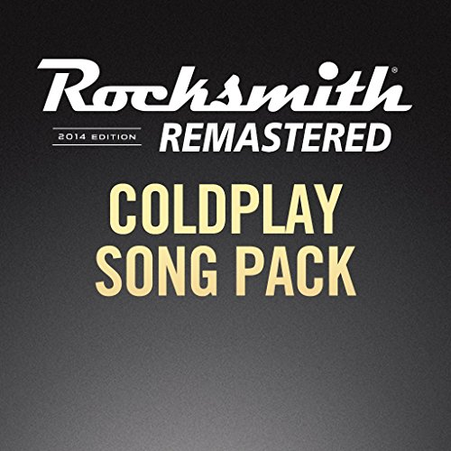 Rocksmith 2014: Coldplay Song Pack - PS3 [Digital Code]