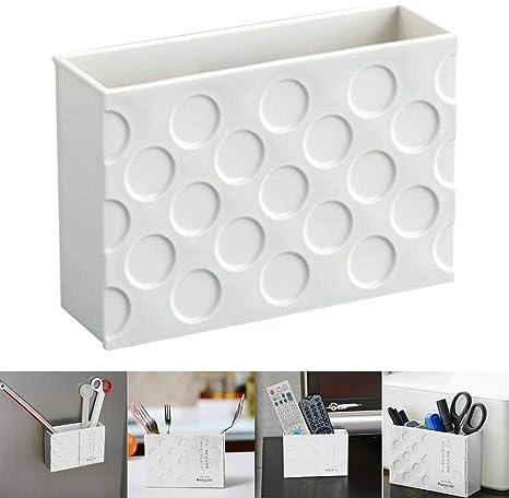 Magnetic Organizer Creative Multi-purpose Pencil Holder Storage Box for Fridge
