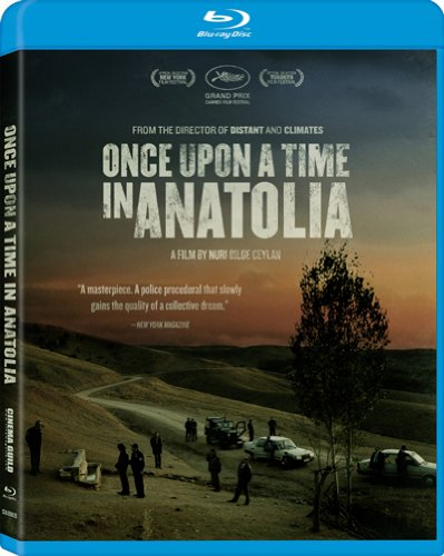 Once Upon a Time in Anatolia [Blu-ray] (Once A Upon Time Watch)
