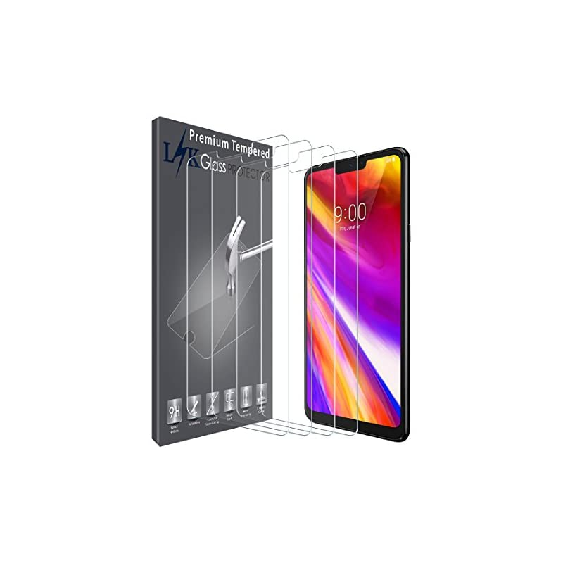 [4 Pack] LK Screen Protector for LG G7 T