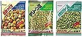 Assorted Japanese Snack Kasugai Peas (Pack of 9)