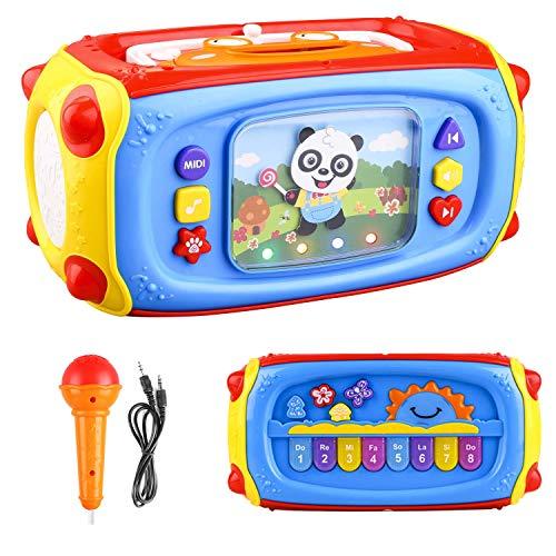 ARANEE Juguetes con Sonido Centros De Actividades para Bebes