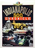 Front cover for the book Indianapolis 500 Chronicle by Rick Popely