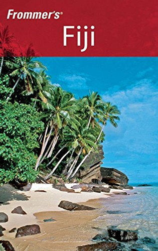 Frommer's Fiji, 1st Edition (Frommer's Complete Guides) (Best Diving In Fiji)