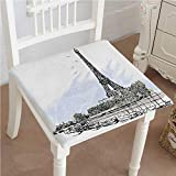 Best SUNBEAM Tower Fans - Chair Seat Pads Cushions Architecture Theme Illustration of Review