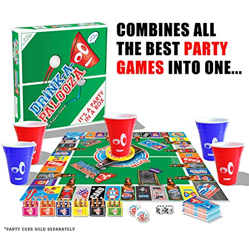 Buy party board games for adults
