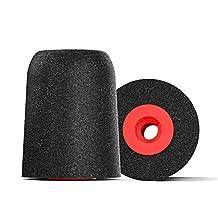 Comply P-Ser Med-Blk 3pr P-Series Earphone Tips, Black