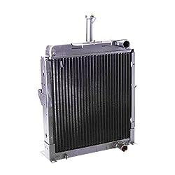 Armor 3121413R91 Radiator Fits CASE IH 238, 248, 258, 268, 288, 385, Aluminum