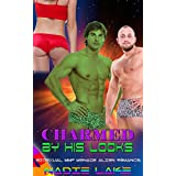 Bisexual Romance: Ménage Romance: Charmed by His Looks (Bisexual Gay MMF Sci-fi Bad Boy Alien Romance) (Threesome Fantasy New Adult Comedy Science Fiction Mystery Anthologies Short Stories)