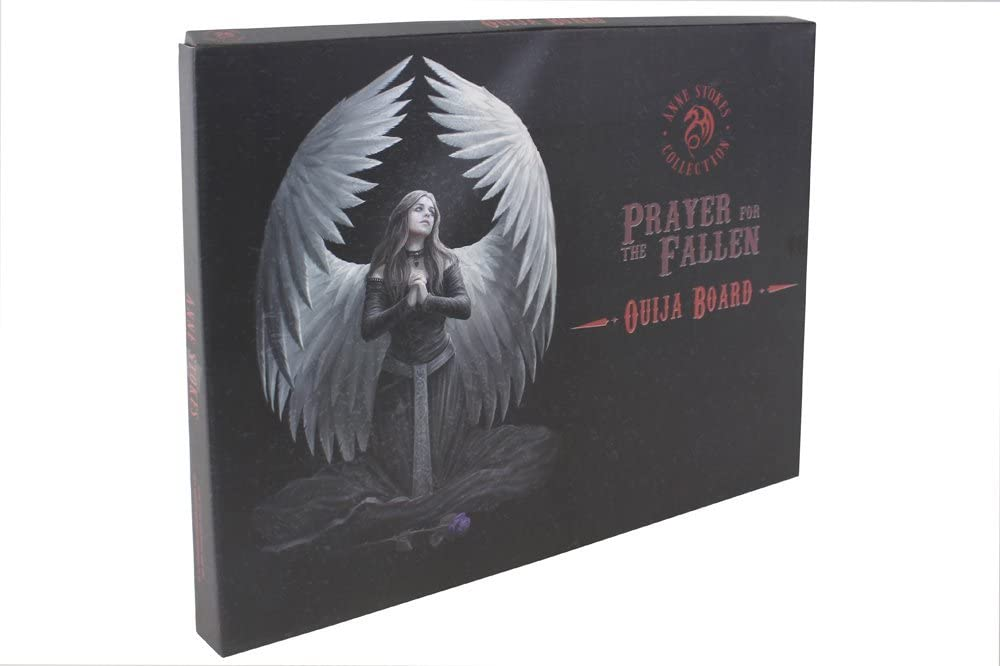 31x37.5x2.5 cm Anne Stokes Prayer for The Fallen Spirit Board Wood Multicolour