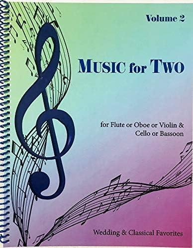 [スポンサー プロダクト]バイオリン&チェロ 二重奏 結婚式&クラシック曲集 第2巻 有名曲満載