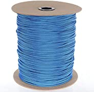 PARACORD PLANET 250' & 300' Hanks, 1000' Spools of Parachute 550 Cord Type III 7