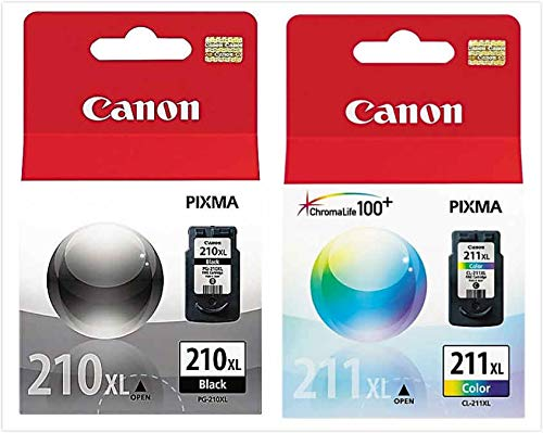 Canon PG-210 XL / CL-211 XL Amazon Pack (Mx330 Ink)