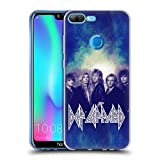 Official Def Leppard Hysteria Classic Photos Soft Gel Case for Huawei Honor 9N (9i)