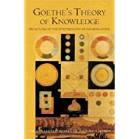 Goethe's Theory of Knowledge: An Outline of the Epistemology of His Worldview (Cw 2)