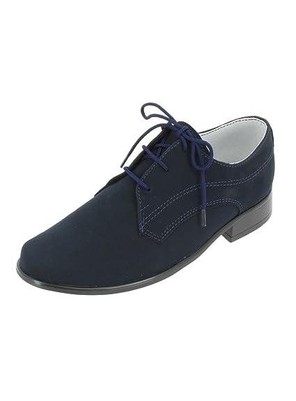 Chaussures bleu marine garçon TvaalRW