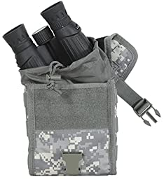 VooDoo Tactical 15-9258075000 Tactical Binocular Case, Army Digital