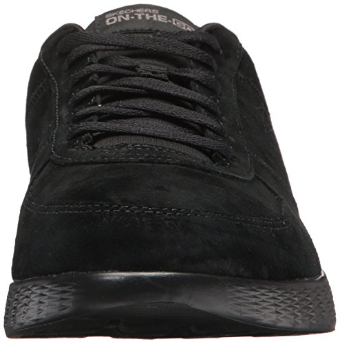 Chaussures Homme The Skechers Running Noir de Glide Go OOtwgY