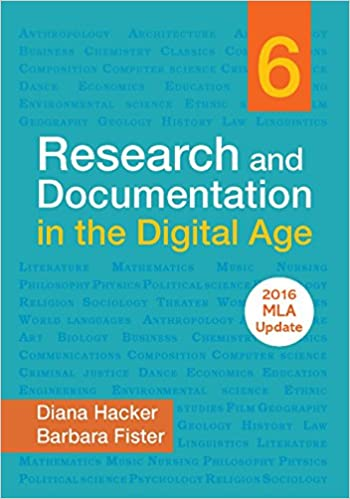 amazon com research and documentation in the digital age with 2016